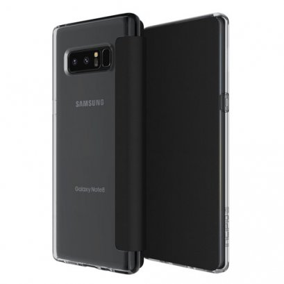 Incipio NGP Folio for Samsung  Note8 - Clear/Black