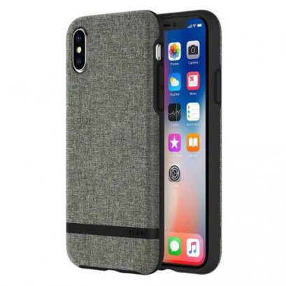 Incipio Esquire Series for iPhone X / XS - Forest Gray