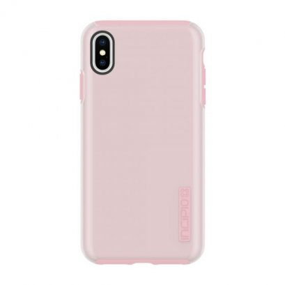 Incipio Dual Pro for iPhone Xs Max - Raspberry Ice