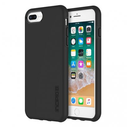 Incipio DualPro for iPhone 6/6s Plus / 7 Plus / iPhone 8 Plus  - Black/Black