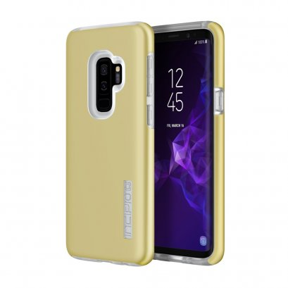 Incipio DualPro for Samsung  S9 Plus - Iridescent Rusted Gold