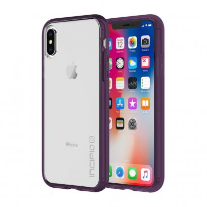 Incipio Octane Pure for iPhone X / XS - Plum