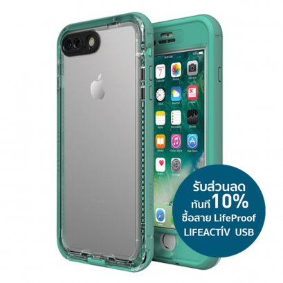 LifeProof NÜÜD Case for Apple iPhone 7 Plus - Mermaid