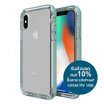 LifeProof Next Series for iPhone X / Xs - Seaside
