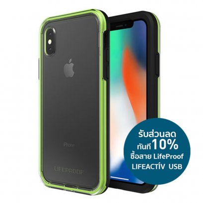 LifeProof Slam Series for iPhone X / Xs - Night Flash