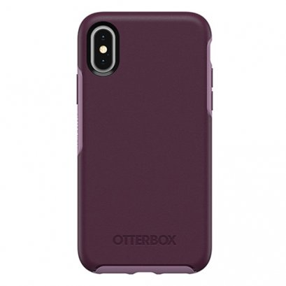 OtterBox Symmetry for iPhone X / Xs - Tonic Violet