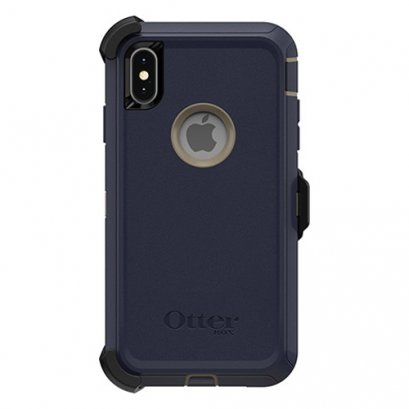 OtterBox Defender for iPhone  Xs  Max - Dark Lake