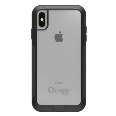 OtterBox Pursuit for iPhone Xs Max - Black/Clear
