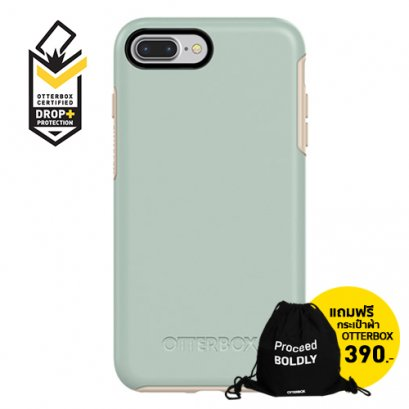 OtterBox Symmetry for iPhone 8 Plus / iPhone 7 Plus - Muted Waters
