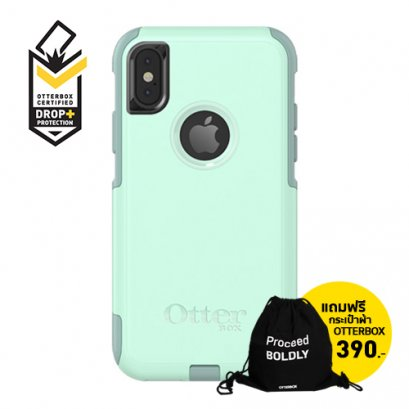 OtterBox Commuter Series for iPhone X / XS - Ocean Way