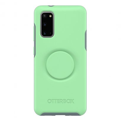 OtterBox Otter + Pop Symmetry for Samsung Galaxy S20 - Mint to Be