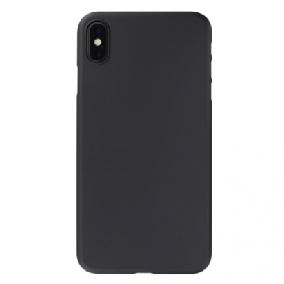 Power Support Air jacket for iPhone X / Xs - Rubber Black