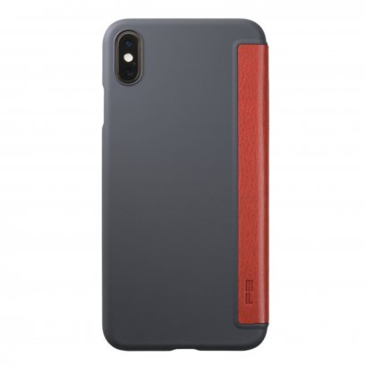 Power Support Air jacket Flip for iPhone XS Max - Red