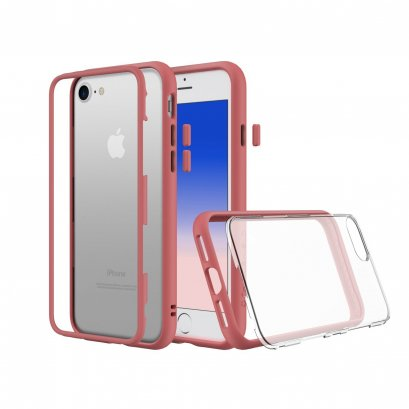 Rhinoshield Mod for iPhone 7 / 8 - ฺCoral Pink