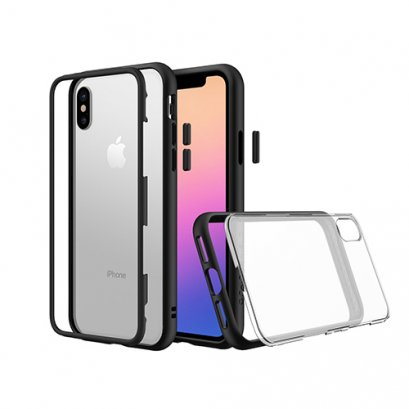 Rhinoshield Mod for iPhone X / Xs - Black