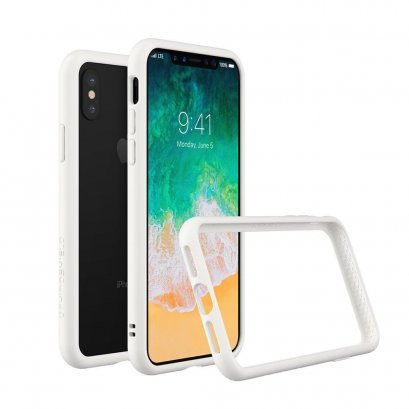 Rhinoshield CrashGuard for iPhone X / Xs - White