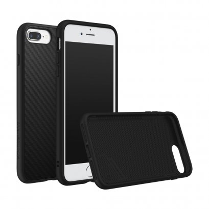 Rhinoshield SolidSuit for iPhone 7 Plus / 8 Plus - Carbon Fiber