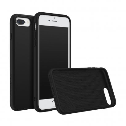 Rhinoshield SolidSuit for iPhone 7 Plus/ 8 Plus - Classic Black