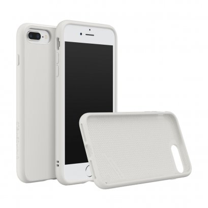 Rhinoshield SolidSuit for iPhone 7 Plus/8 Plus - Classic White