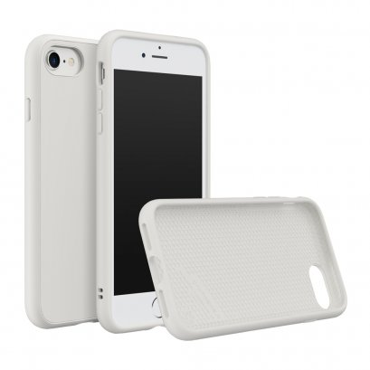 Rhinoshield SolidSuit for iPhone 7/8 - Classic White