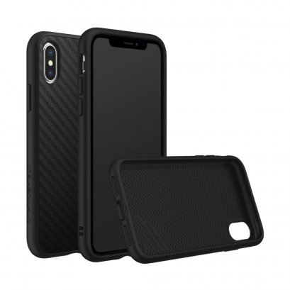 Rhinoshield SolidSuit for iPhone Xs Max - Cabon