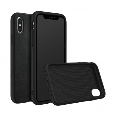 Rhinoshield SolidSuit for iPhone X / Xs - Leather