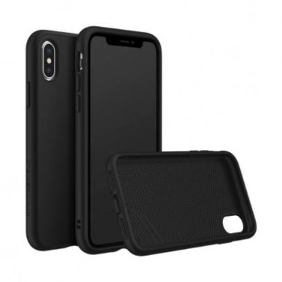 Rhinoshield SolidSuit for iPhone Xs Max - Black
