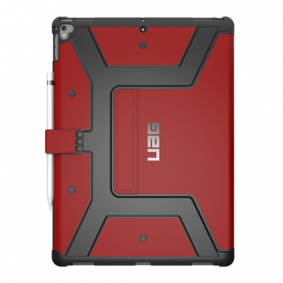 UAG METROPOLIS CASE FOR IPAD PRO 12.9-INCH (2017) - Magma