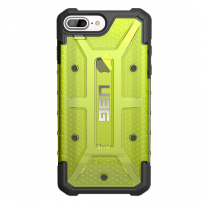 UAG Plasma Case for iPhone 6SP / 7P / 8P  - Citron