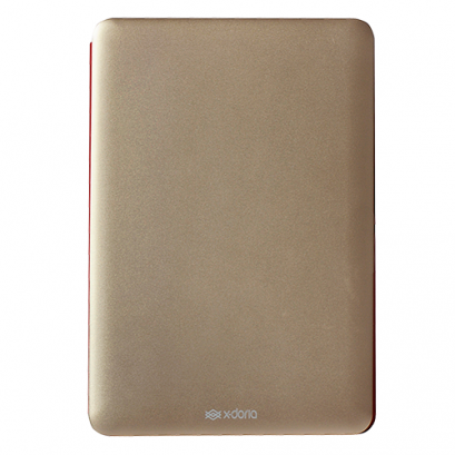 X-doria Engage Firm for iPad Mini4 - Red/Gold (สินค้าราคาโปรโมชั่นรับประกัน30วัน)