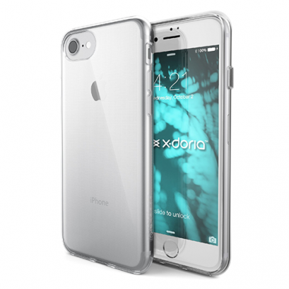 X-Doria Gel Jacket for iPhone 7 - Clear