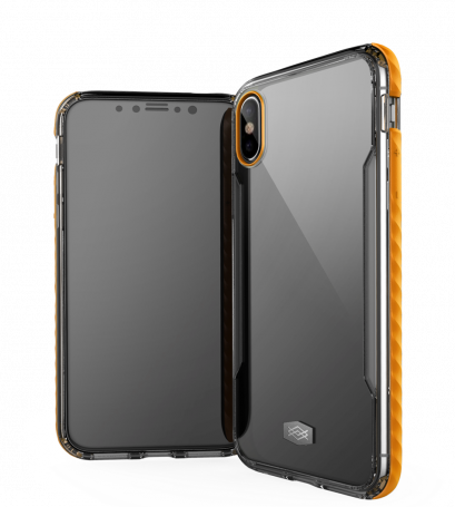 X-doria Fense for iPhone X / Xs - Orange