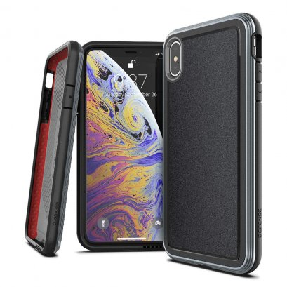 X-doria Defense Ultra for iPhone Xs / X - Black