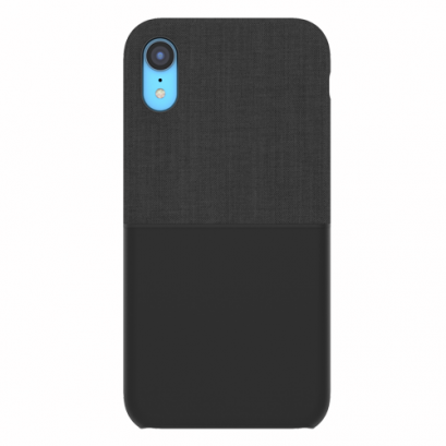 Incase Textured Snap Case for iPhone XR - Black
