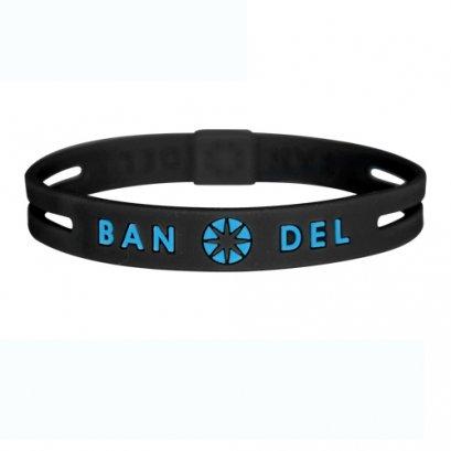 BANDEL stringbracelet ストリングブレスレットBlackxBlue
