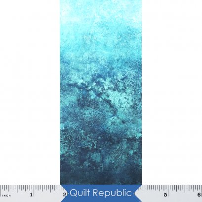 ผ้าสีน้ำทะเล