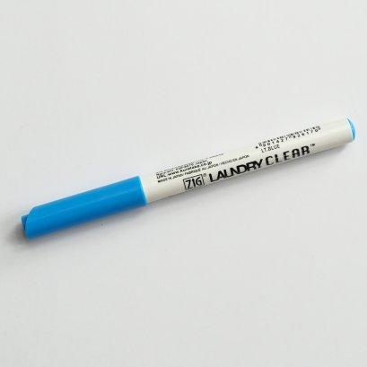 Water Erasible Pen Blue