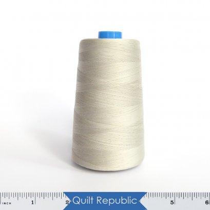 Presencia Cotton Sewing Thread 3-ply 60wt 4882 Yards  Grey