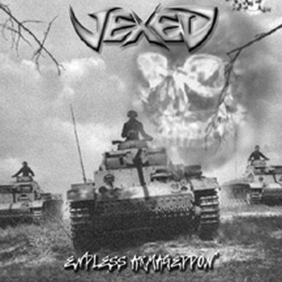 VEXED'Endless Armageddon' CD.