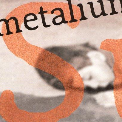 METALIUM'Suffer' CD.