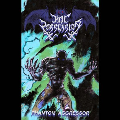HELL POSSESSION'Phantom Aggressor' Tape.