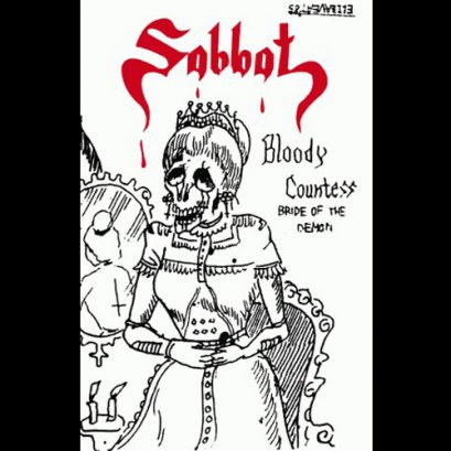 SABBAT'Bloody Countess-Bride Of The Demon' Pic.LP