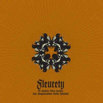 """FLEURETY'Et Spiritus Mens Semper Sub Sanguinantibus Stellis Habitabit' 7"""" EP"""