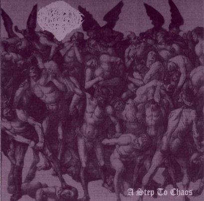 """BEHALF FIEND'A Step To Chaos' 7"""" EP"""