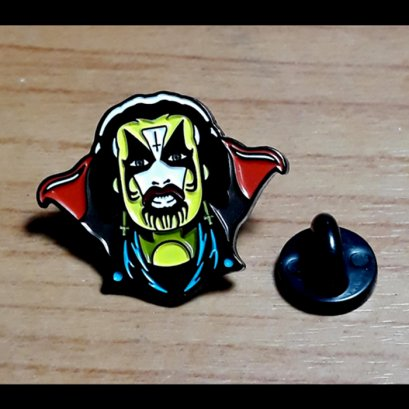 KING DIAMOND 'Metal Pin'