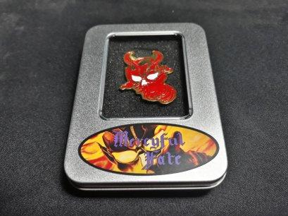 MERCYFUL FATE'Don't Break the Oath' Metal Pin 002