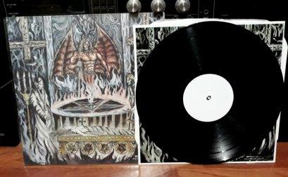 BLASPHEMY/SARCOFAGO'Split LP (Test Pressing/Bootleg)