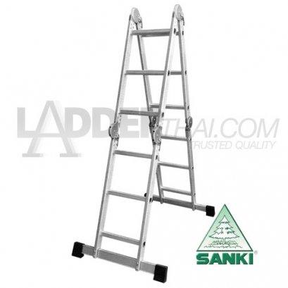 บันไดอเนกประสงค์พับได้ SANKI : LD-ML