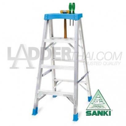 บันไดอลูมิเนียม ขึ้นลง 2 ทาง Smart Eco SANKI : LD-SME2