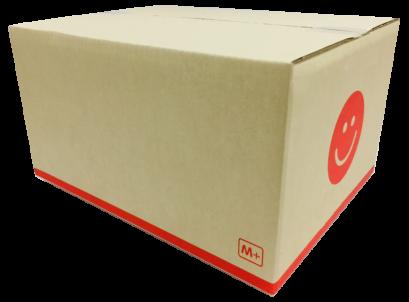 กล่องขนาดมาตรฐาน KERRY size M+  ( 23.85 บาท / ใบ )